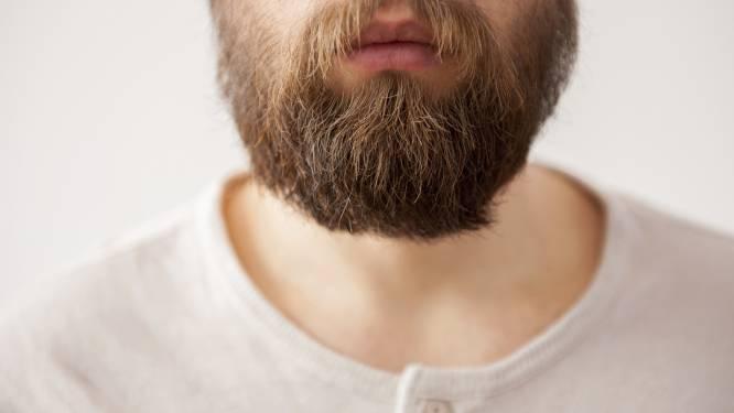 Onderzoek: baard is net zo vies als toilet