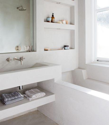 Klaar met tegels op de badkamermuur? Dit zijn de alternatieven