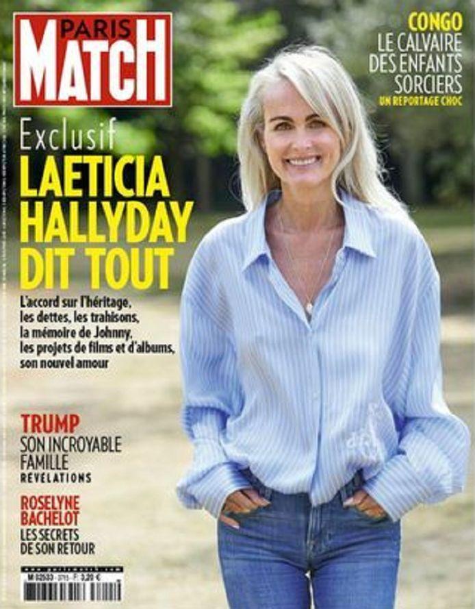 L'interview de Laeticia Hallyday dit tout et ça ne plaît pas à Laura Smet.