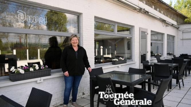 """Tournée Générale bij café Dageraad in Boortmeerbeek: """"Voor ons mag alles weer gezapig zijn gangetje gaan. Anders is heropening niks waard"""""""