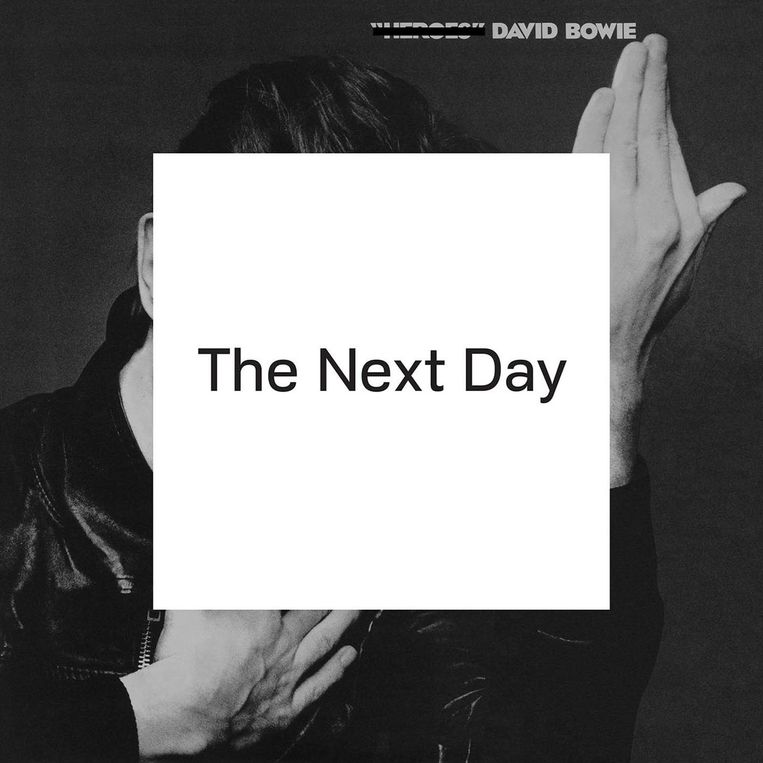 null Beeld David Bowie - The Next Day