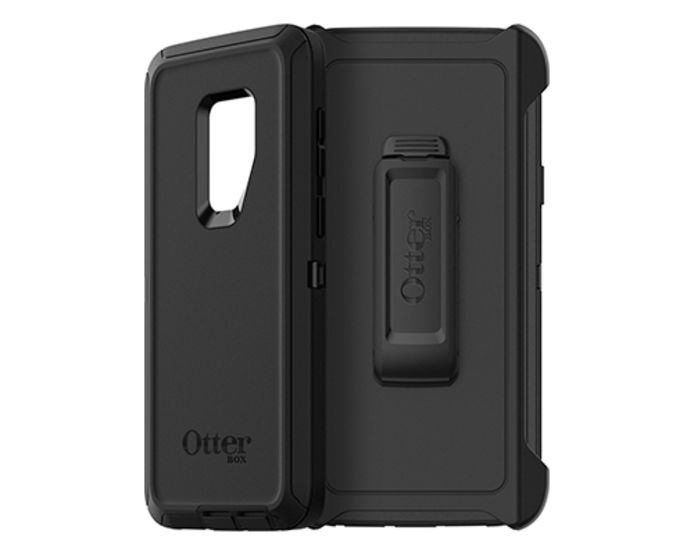 Otterbox Defender Samsung Galaxy S9 Back Cover Black