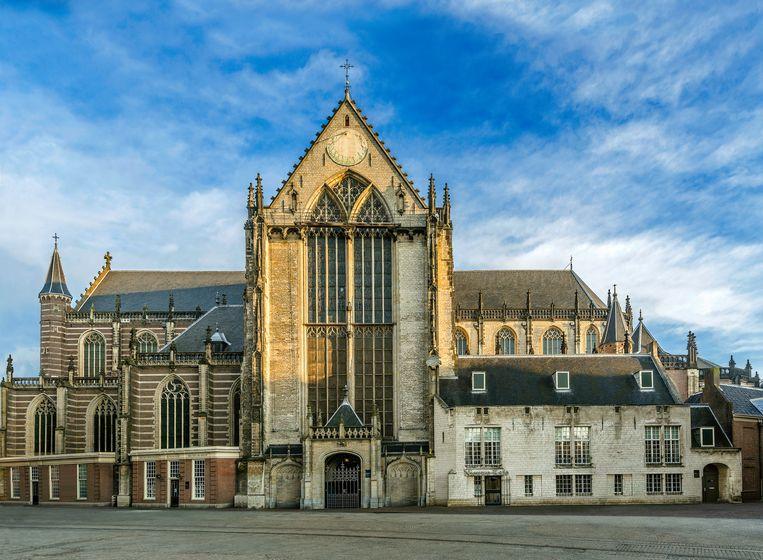 Na de Beeldenstorm werd de Nieuwe Kerk protestants. In de expositie aandacht voor de koninklijke huwelijken en inhuldigingen.  Beeld Wim Ruigrok