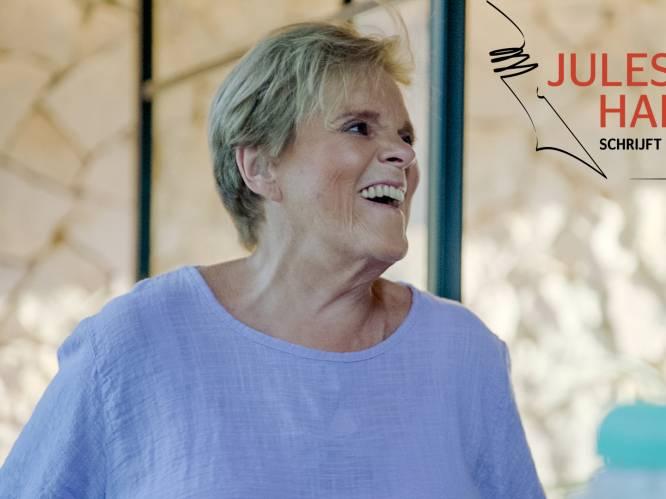"""Jules Hanot schrijft een brief aan Margriet Hermans: """"Ik had nooit verwacht je in prime time terug te zien"""""""
