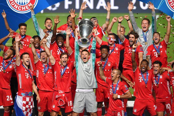 Bayern won de editie 2019-2020. Onderaan het artikel vindt u de samenvatting van de finale tegen PSG.