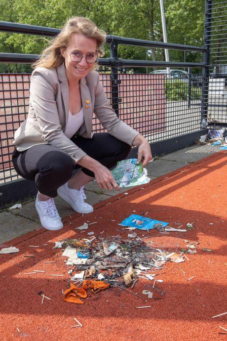 Hockeyclub Zwolle is reeks vernielingen spuugzat: 'Wie verzint dit?
