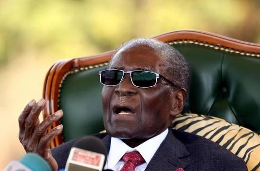 Oud-president Robert Mugabe is op 95-jarige leeftijd overleden.