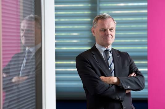 Henk van der Esch bestuursvoorzitter Achterhoek OV.