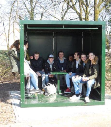 Vijf 'kjoeps' voor hangjongeren in Soest en Soesterberg