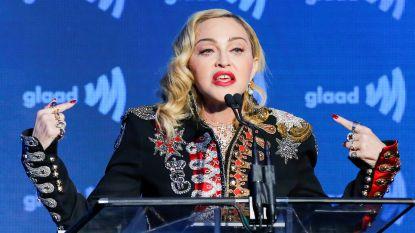 """Madonna op eenzame hoogte: """"Niemand doet wat ik doe"""""""