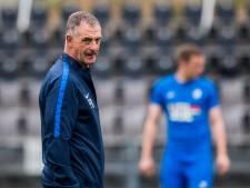 Brandts kijkt met vertrouwen uit naar nieuwe seizoen FC Eindhoven: 'Meer voetbal dan vorig jaar'