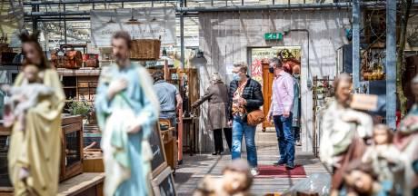 'Alsof je op de brocantemarkt van Lille rondloopt', maar dan in een Asten-Heusdense kas