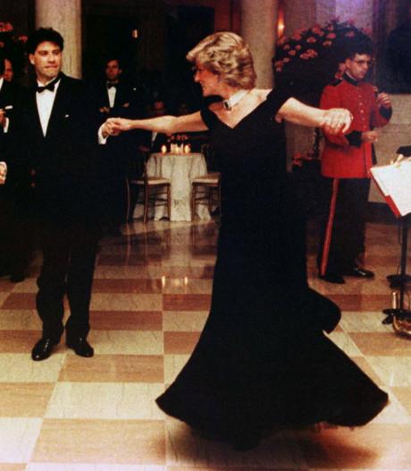 'Travoltajurk' van prinses Diana gaat de vriezer in