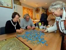 Historische kaart van Schiedam in 1000 stukjes