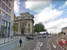 Colis suspect au parquet de Bruxelles