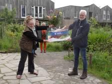 Aanmoedigingsprijs waterschap voor bewust wonen in Boschveld
