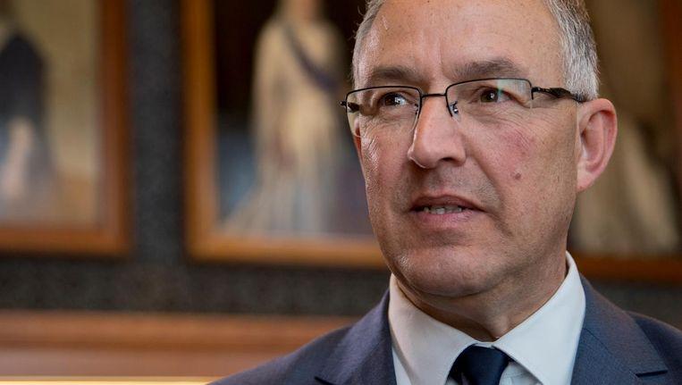 Ahmed Aboulateb Beeld ANP