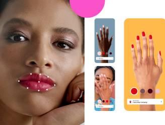 Thuis make-up of nagellak uittesten? Steeds meer beautymerken experimenteren met virtuele tools