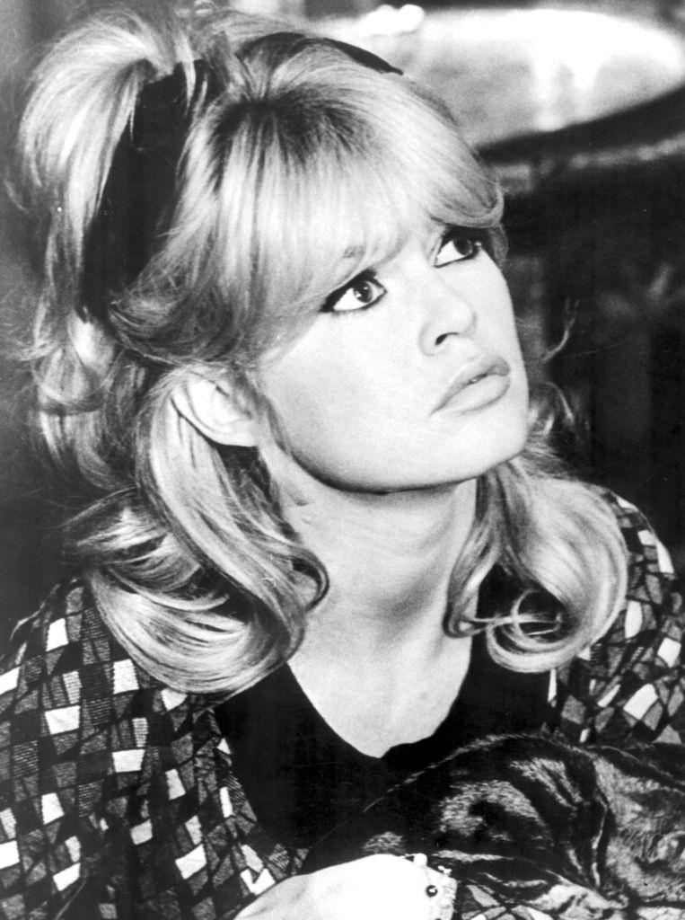 Brigitte Bardot  Beeld Brunopress