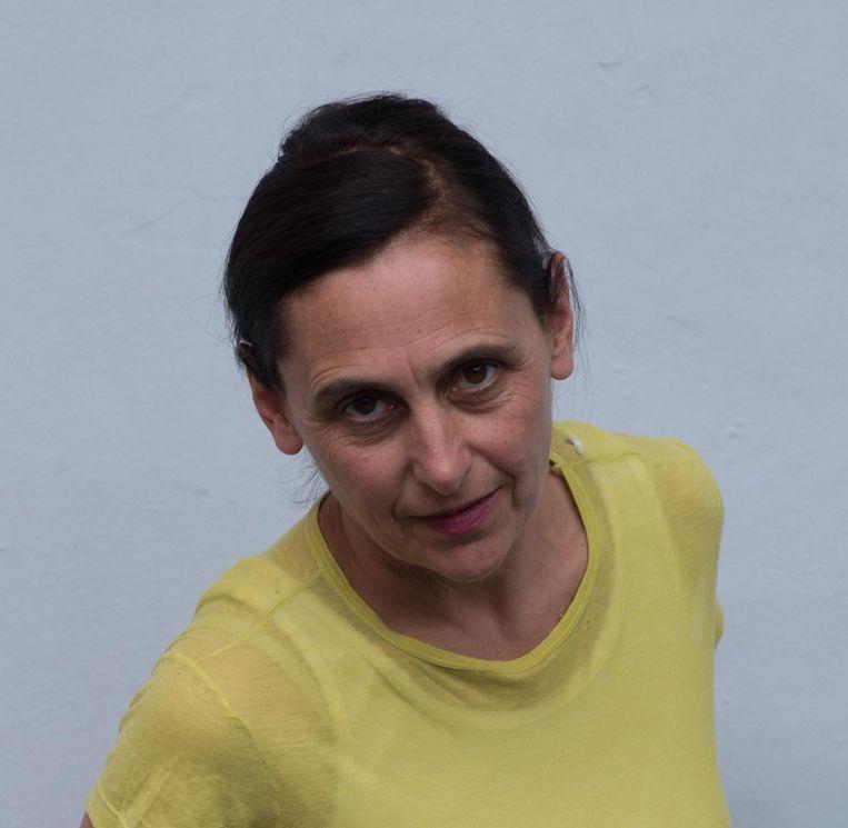 Anne Teresa De Keersmaeker. Beeld rv