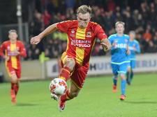 Berden terug in selectie GA Eagles, Veldmate onzeker, Van Hoeven in basis tegen TOP Oss