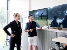 Winterswijker Lee Chapman weer uitgeroepen tot beste golftrainer: 'Ik moet vooral lesgeven. Dat doe ik het liefst'