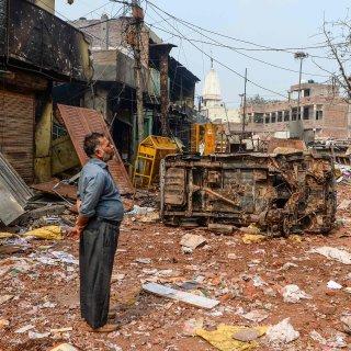 Al 30 doden bij rellen tussen hindoes en moslims in India