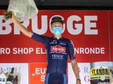 Tour des onze villes: nouvelle victoire pour Tim Merlier, Remco Evenepoel se rassure