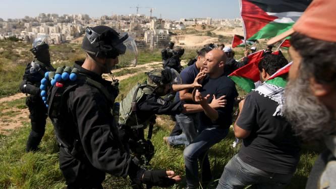 Israël sluit 700 Palestijnen op zonder proces