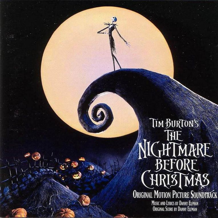 The Nightmare Before Christmas - Original Motion Picture Soundtrack (1993) Beeld null