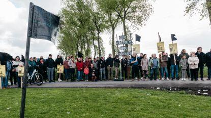 Geen windmolens langs Merlebeek: aanvrager trekt plannen in