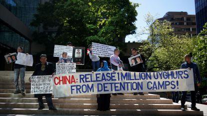 37 landen scharen zich achter Chinese aanpak bij opsluiting Oeigoerse moslims in VN-brief