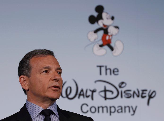 Robert Iger van Disney.