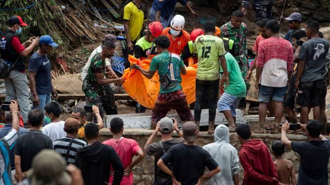 Al 177 doden na cycloon in Indonesië en Oost-Timor