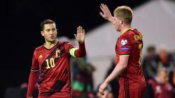 UEFA overweegt drie interlands per interlandbreak voor Rode Duivels vanaf september