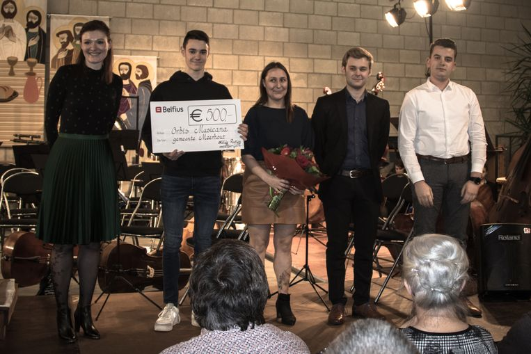 Orbis Musicana ontvingt een geldprijs van 500 euro.