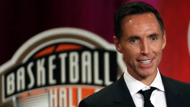 Verrassing in NBA: Steve Nash nieuwe coach van Brooklyn Nets