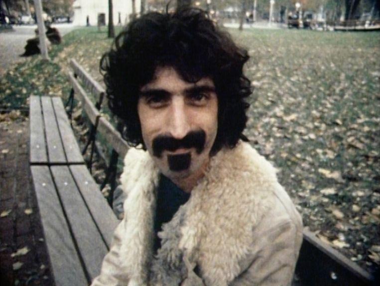 Frank Zappa, circa 1970. Beeld