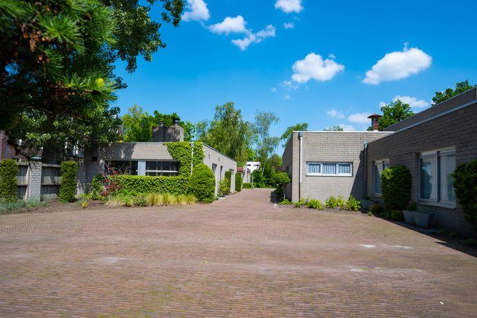 Een deel van het voormalige Carolusklooster aan de Hervensebaan in Den Bosch waar maximaal 50 arbeidsmigranten gehuisvest moeten worden.