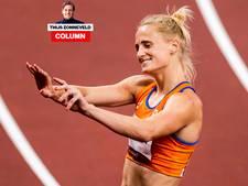 Column Thijs Zonneveld   Stiekem zou ik graag willen weten wie de beste sporter van de hele Olympische Spelen is