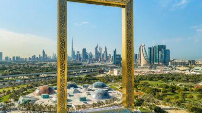 """""""De grootste kunstroof ooit"""" staat in Dubai"""