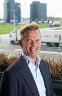 Bob Hutten, directeur en eigenaar van cateraar Hutten.