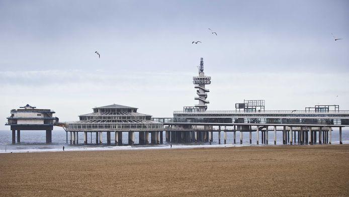De Pier van Scheveningen.