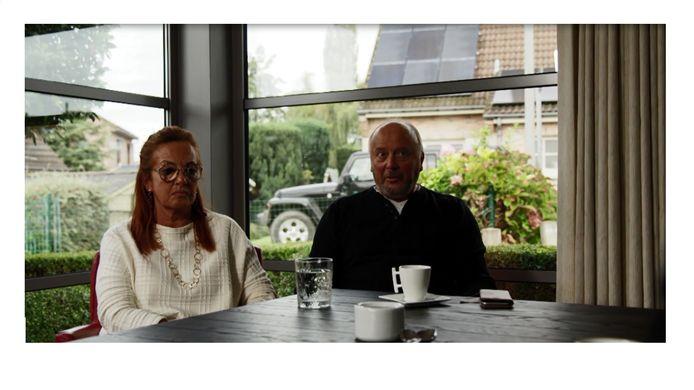 Slachtoffers Bettina Ruart en Ghislain Huysentruyt