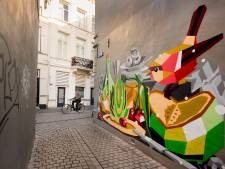 Bredase coalitie omarmt Blind Walls, op naar de 100 muurschilderingen
