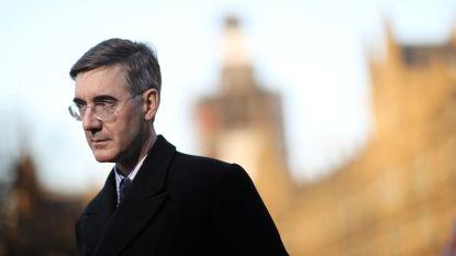 Mogelijk goed nieuws voor May: invloedrijke 'harde brexiteer' Rees-Mogg lijkt bocht te maken