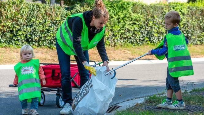Samen in actie tegen zwerfvuil tijdens 'World Cleanup Day'