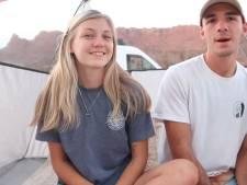 Roadtrip door VS eindigt in nachtmerrie: Gabby (22) verdwenen, verloofde (23) beschuldigd
