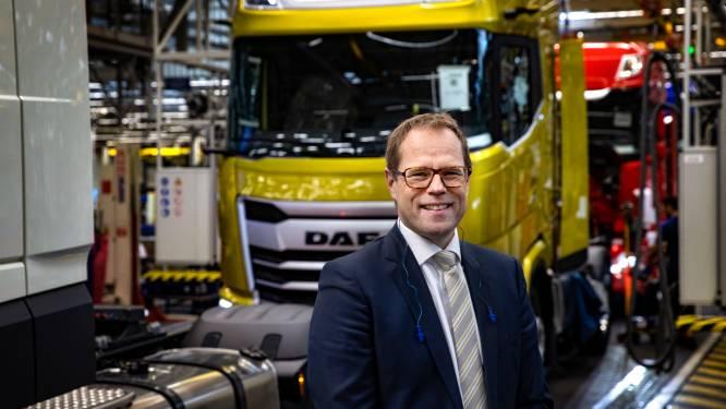 Record lonkt voor DAF: orders genoeg, chiptekort nog belemmering voor volgende productieverhoging