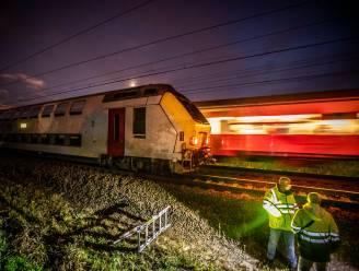 Treinverkeer weer normaal na aanrijding in Hasselt